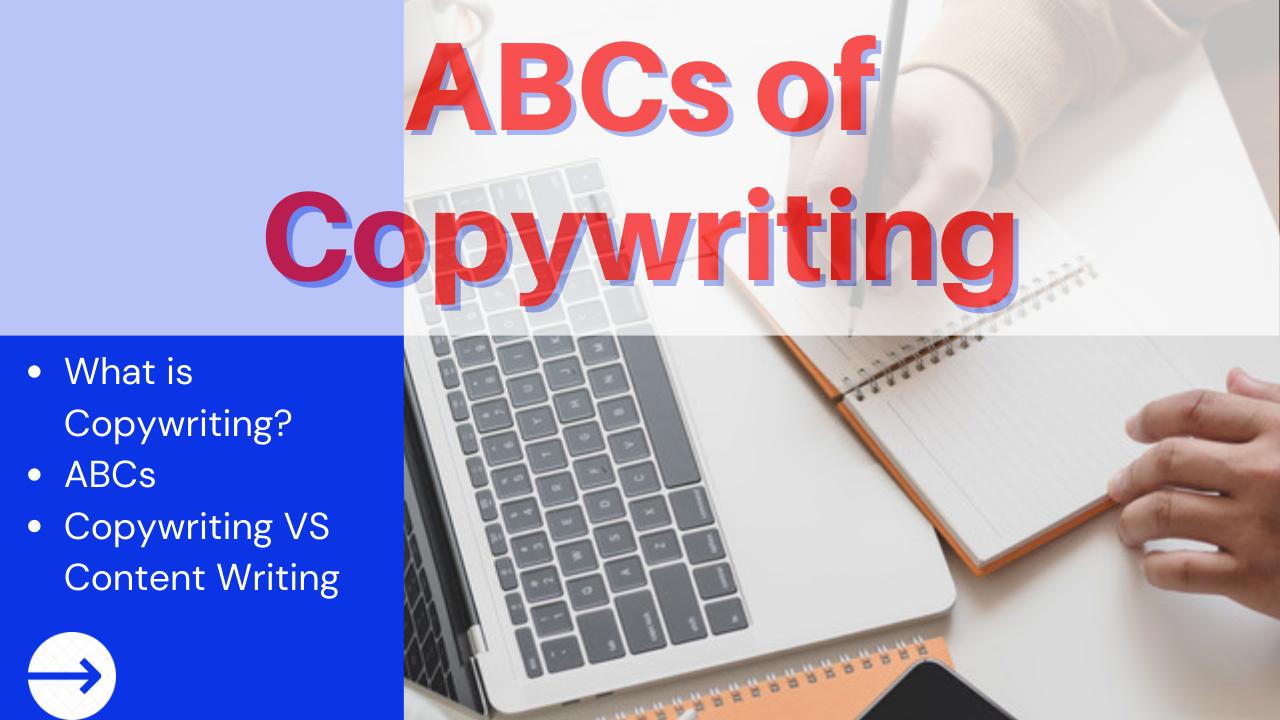 Thumbnail of the video ABCs of Copywriting