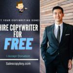 Facebook ad copy for Hiring copywriter by salescopyboy