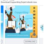 fb ad for download copywriting expert ebook