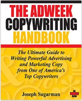 Cover photo of The Adweek Copywriting Handbook by Joseph Sugarman