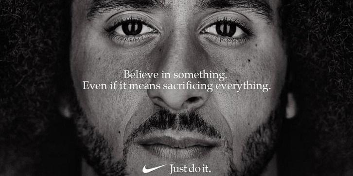 Nike's creative copywriting example