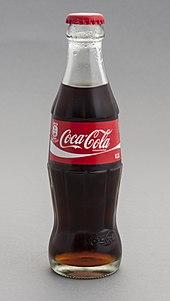 pic of coca cola bottle